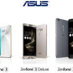 Zenfone 3 vs Zenfone 3 Ultra vs Zenfone 3 Deluxe 1