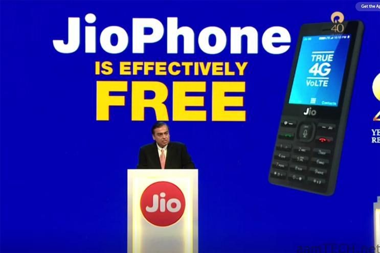 AMG JioPhone 1