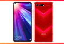 आ रहा है आईफोन के छक्के छुड़ाने वाला हॉनर स्मार्टफोन, कीमत जान हैरान होंगे आप हॉनर V20 Honor V20
