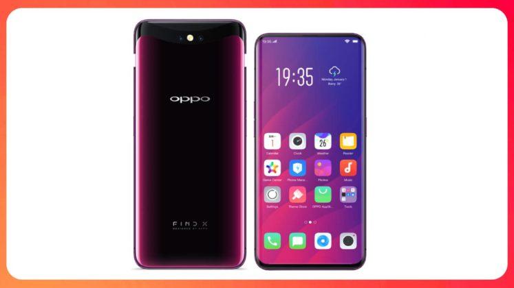 साल 2018 के 5 सबसे अनोखे फ़ोन, जो आपने नहीं देखें ! ओप्पो फाइंड X