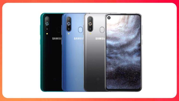 साल 2018 के 5 सबसे अनोखे फ़ोन, जो आपने नहीं देखें ! सैमसंग गैलेक्सी A8s