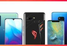 3 दमदार स्मार्टफोन जो इस हफ्ते हुए लॉन्च भारत में ! मेट 20 प्रो, रियलमी U1 और हॉनर 8C