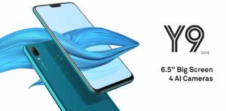 भारत में इस दिन आएगा हुवावे का नया स्मार्टफोन ! Huawei Y9 2019 हुवावे Y9 2019