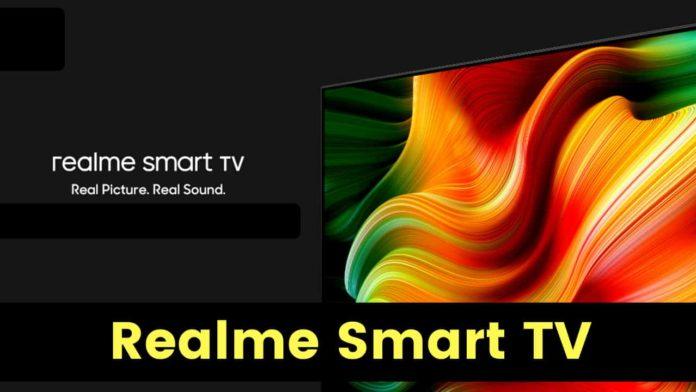 Realme इस तारीख को उतरेगा अपने नए स्मार्ट टीवी !